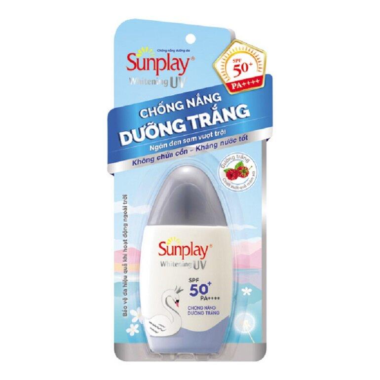 Kem chống nắng Sunplay Whitening UV SPF 50 PA +++