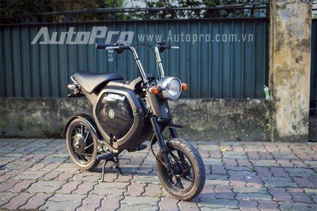 Mẫu xe đạp điện được sản xuất nội địa Nhật - Yamaha EC-02