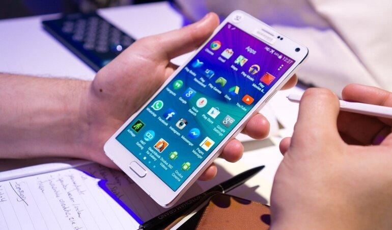 Samsung Galaxy Note 4 tiếp tục giảm thêm 1 triệu đồng