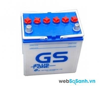 Ắc quy nước cần định kỳ đổ axit để điện được mạnh và lâu hỏng