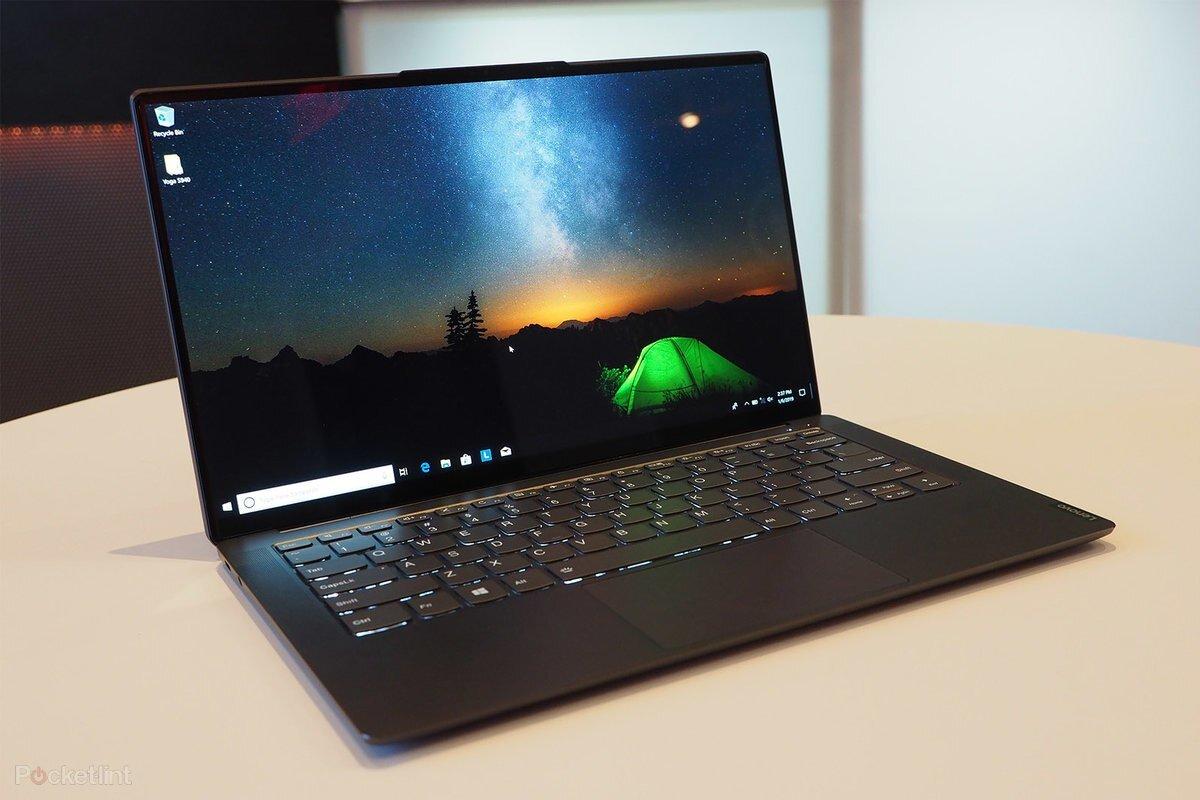 Lenovo Yoga có thiết kế mỏng nhẹ độ phân giải lên đến 4K