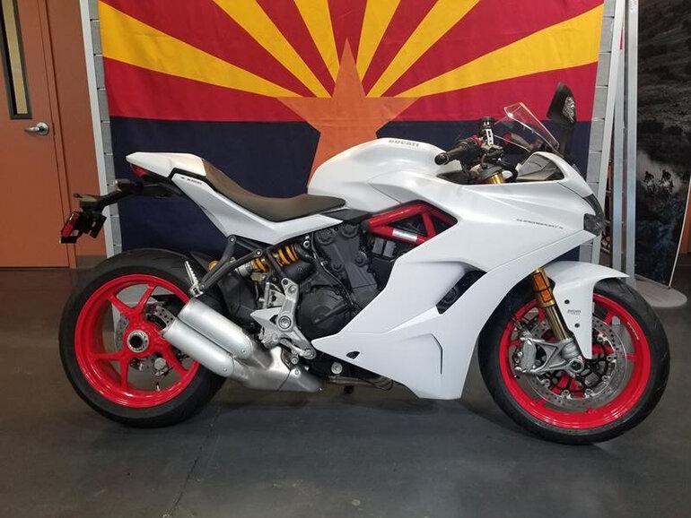 Xe Ducati Supersport version 2018
