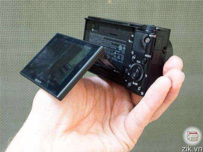 Sony Cyber-shot RX100 M3 - mẫu máy ảnh tốt và hợp túi tiền