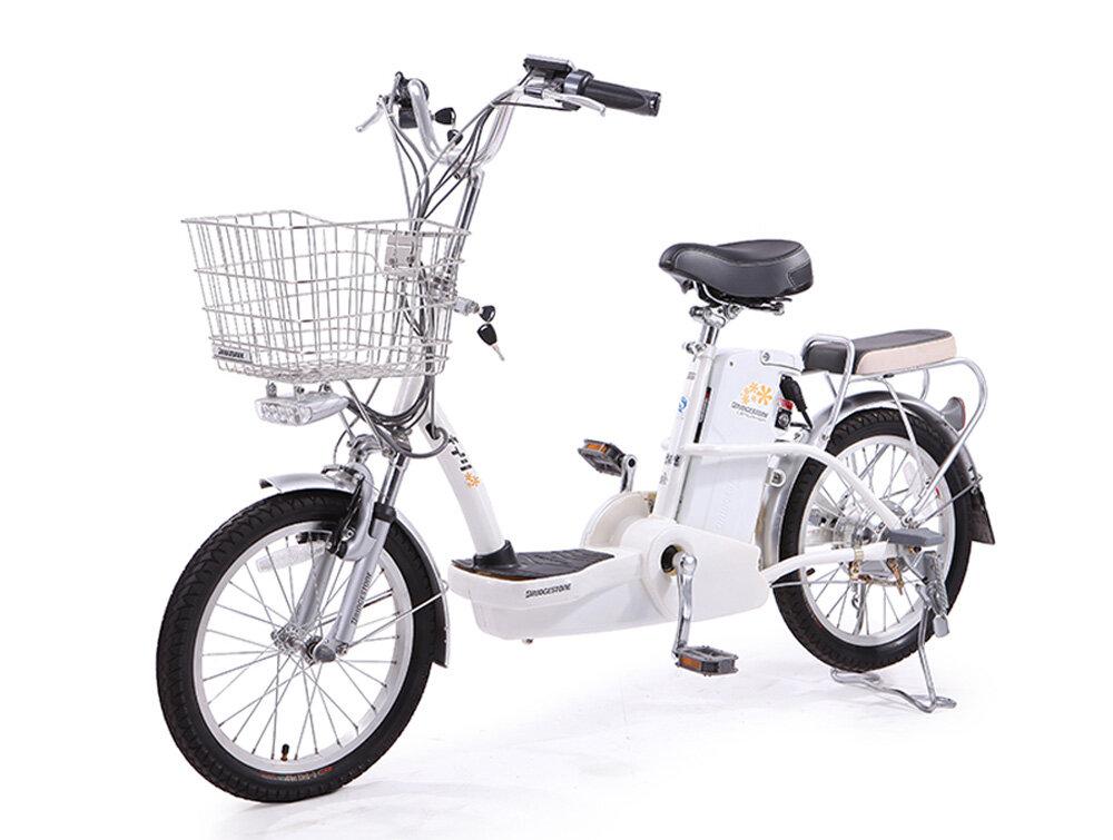Xe điện đến từ thương hiệu Nhật Bản vận hành êm ái, bền bỉ theo thời gian