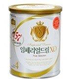 Sữa bột XO 4 - hộp 800g (dành cho trẻ từ 1 - 3 tuổi)
