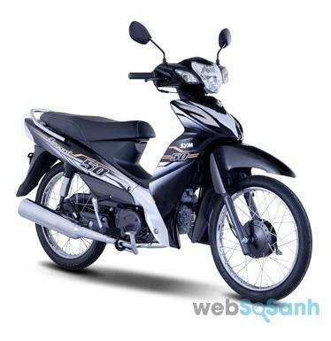 Xe máy SYM 50cc