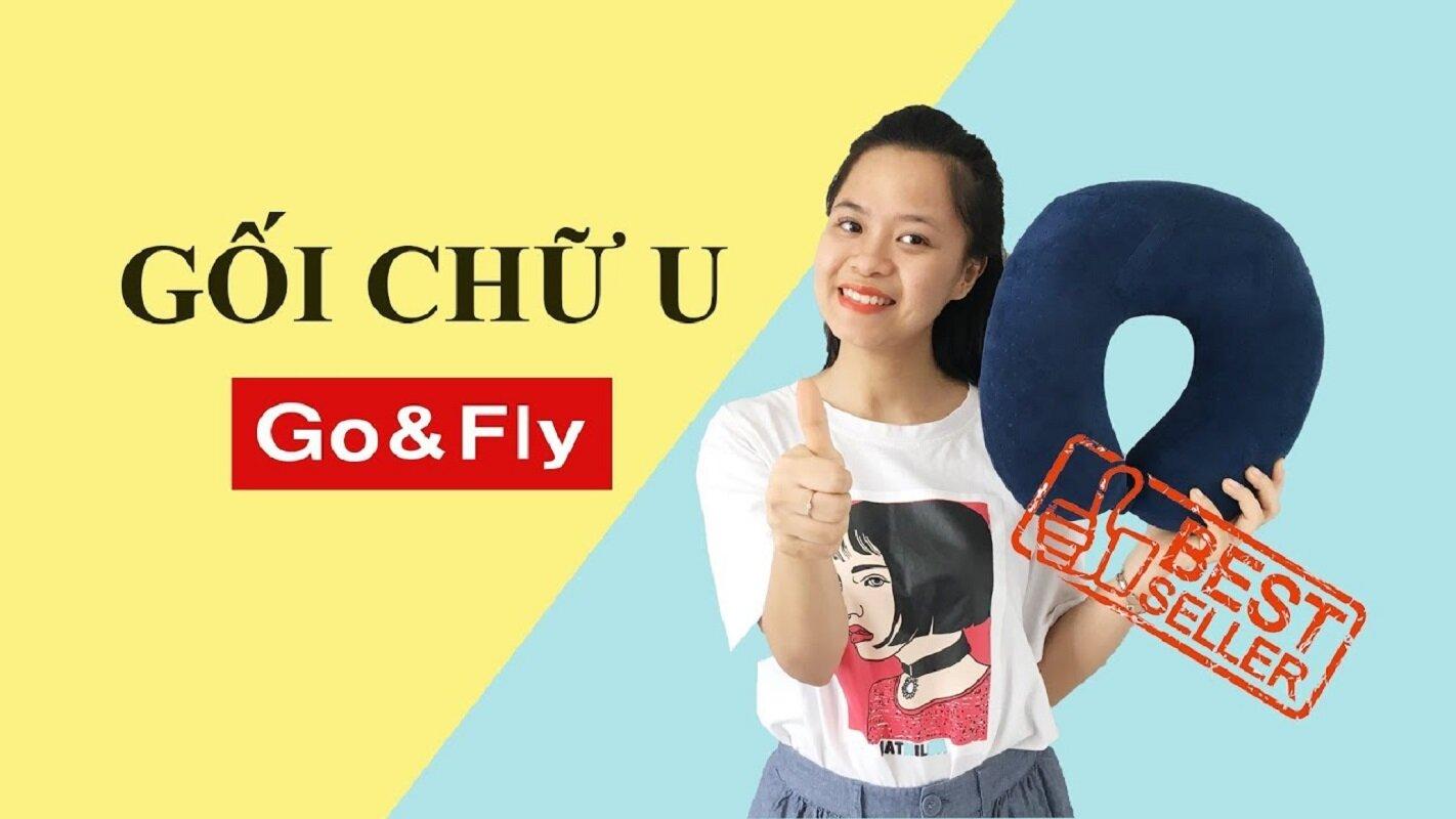 Gối chữ U Go&Fly là sản phẩm bán chạy nhất thị trường