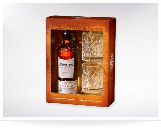 Rượu Dewar's 12-Year-Old Scotch