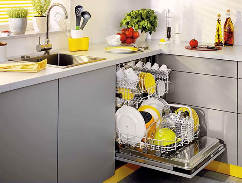 Máy rửa chén cảm ứng Kaff của Đức