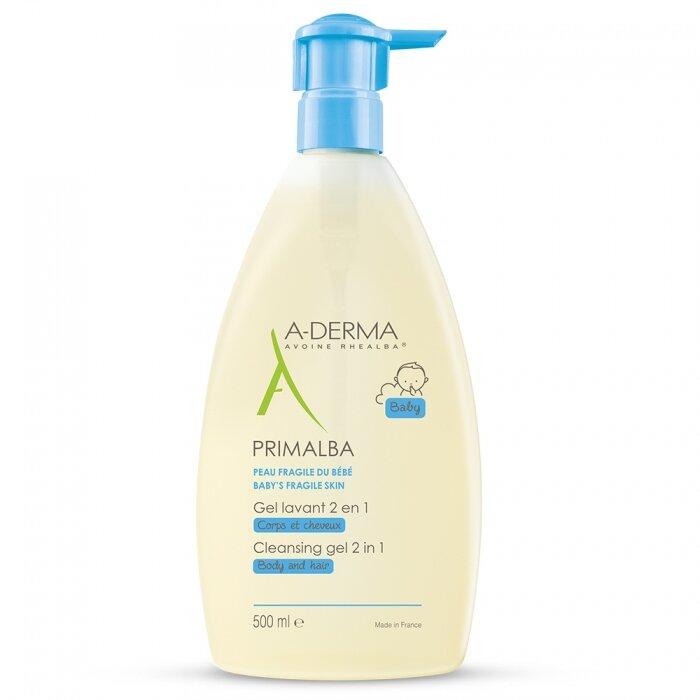 Sữa tắm gội A-derma Primalba