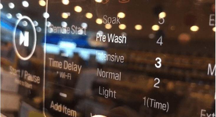 Tính năng giặt trên máy giặt LG F2721HTTV
