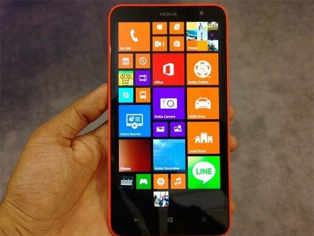 Windows Phone Lumia Black nokia lumia 1320