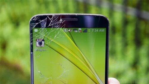 Công nghệ màn hình siêu bền cho smartphone - 2