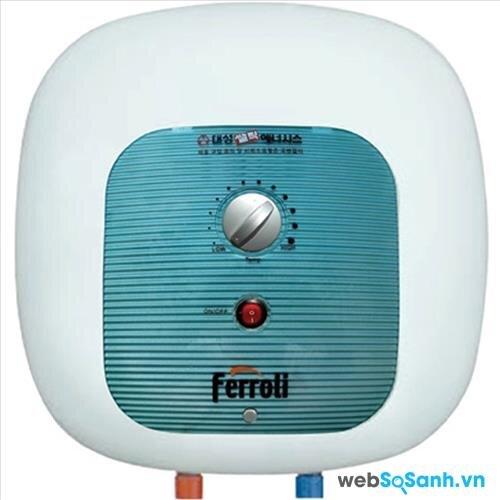 Bình nóng lạnh gián tiếp Ferroli Cubo Series 30E