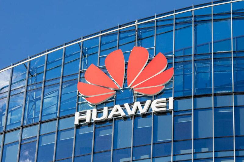 Gã khổng lồ Huawei Trung Quốc