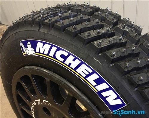 Mua lốp ô tô hãng nào tốt nhất: Lốp ô tô Michelin