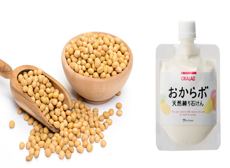 Sữa Rửa Mặt Chiết Xuất Từ Váng Đậu Nành Miccosmo Okalab Natural Wash