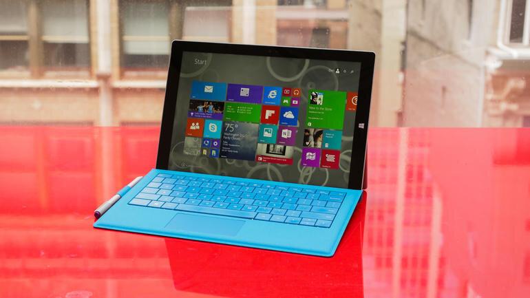 Surface Pro 3, một chiếc máy tính bảng đa năng