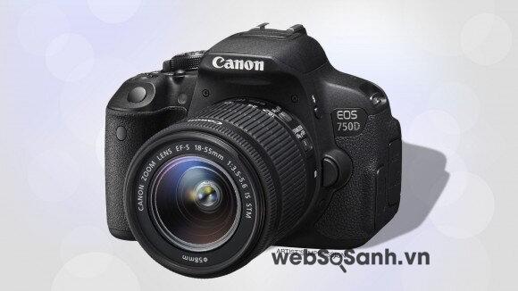 Canon EOS 750D / Rebel T6i
