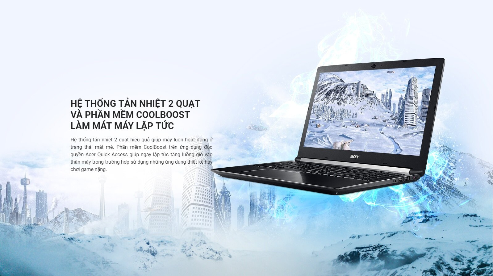 Laptop Acer Aspire 7 A715-72G-50NA NH.GXBSV.001