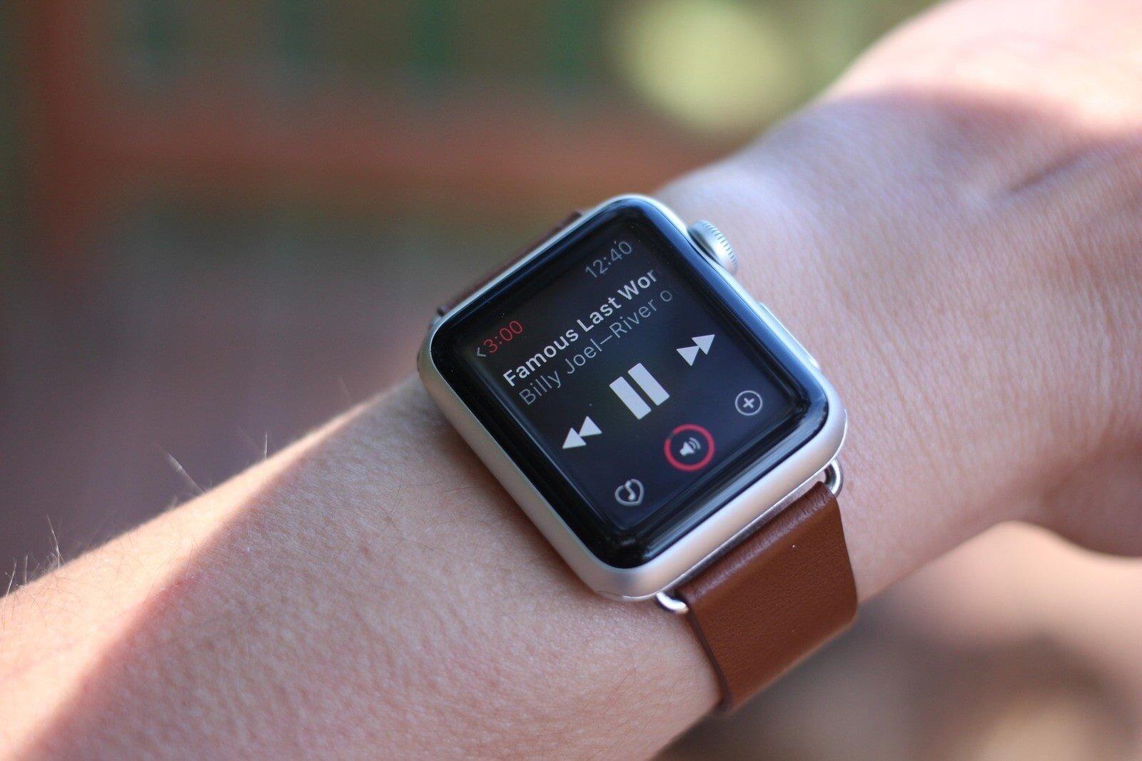 Apple Watch làm được những gì khi không phải nghe nhạc?