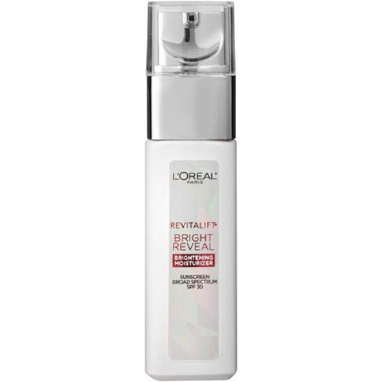 Kem dưỡng ẩm L'Oréal Paris Revitalift Bright Reveal SPF 30