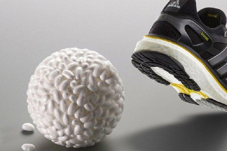 Công nghệ Boost giúp tạo cảm giác êm ái và thoải mái nhất cho giày bóng rổ Adidas