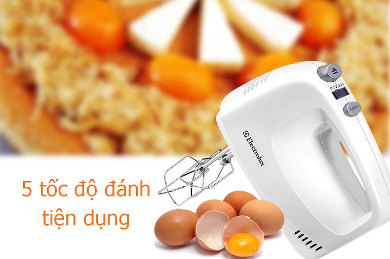 Máy đánh trứng cầm tay Electrolux EHM2000