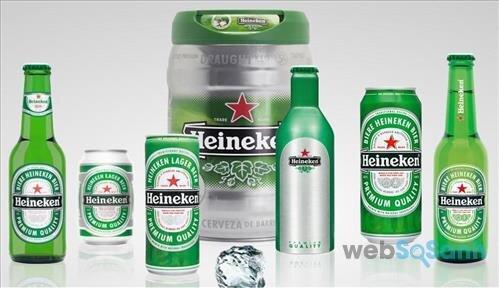 Giá bia Heineken nhập khẩu