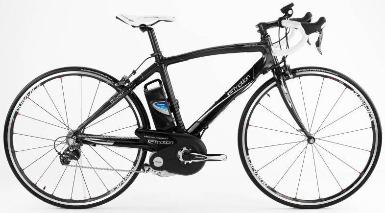 BH eMotion Carbon - 17,5 kg
