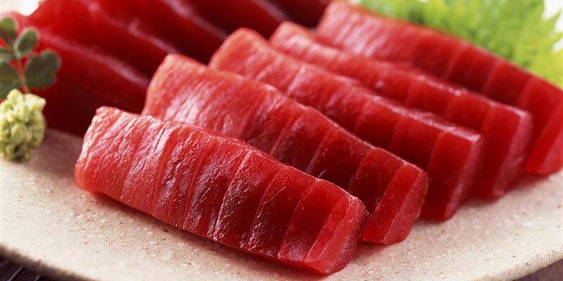 Nguồn dưỡng chất từ cá ngừ rất phong phú