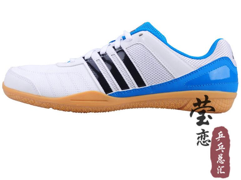 Giày bóng bàn Adidas là sự lựa chọn hợp lý đối với nhiều người