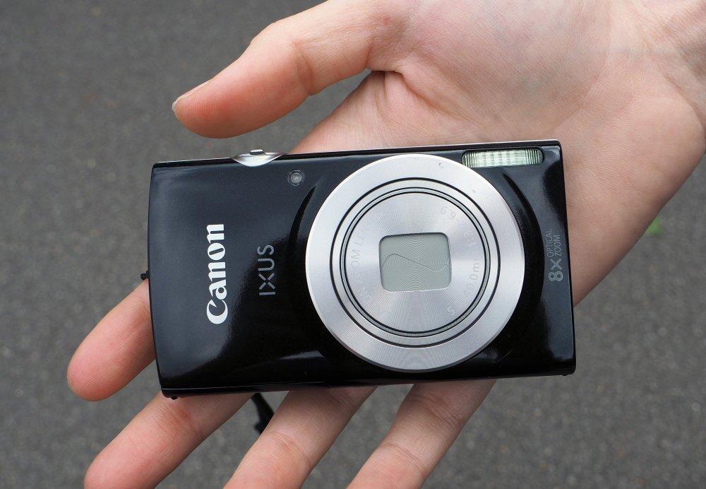 Máy ảnh Canon nhỏ gọn có tốt không? Trải nghiệm Compact IXUS 185 bạn sẽ có câu trả lời