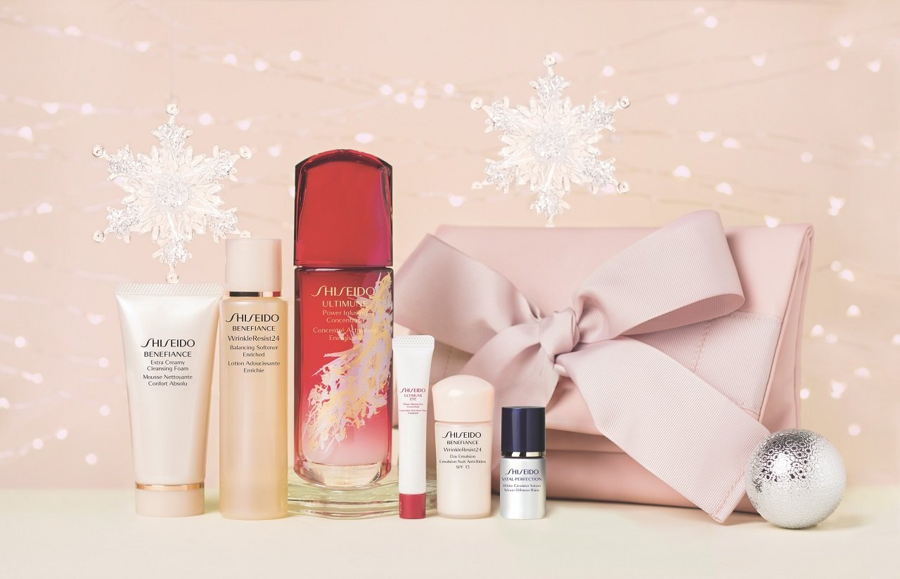 Mỹ phẩm Shiseido cao cấp hàng đầu đến từ Nhật Bản