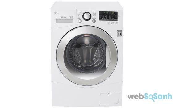 Máy giặt sấy LG F1409DPRW1