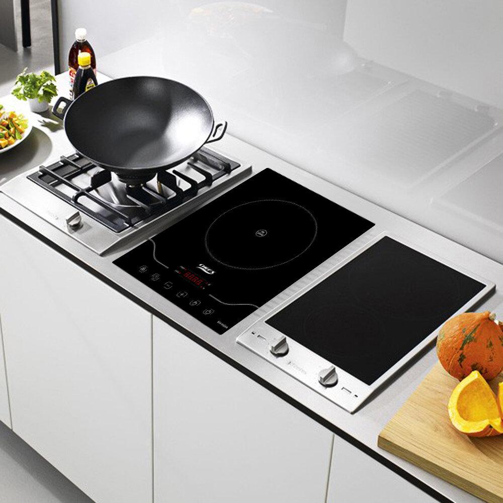 Bếp từ đơn âm cảm ứng Domino Chef's EH-IH-22A 2200W nổi bật ở căn bếp