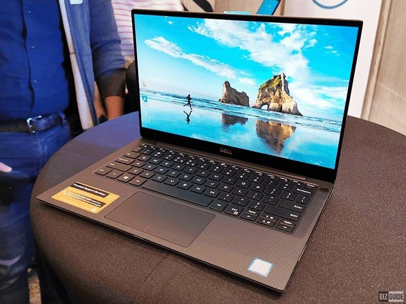 Dell XPS 13 9360 với khả năng hiển thị 4K