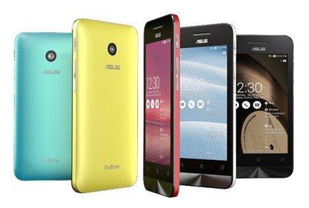Zenfone 4 tạo ấn tượng với mức giá phải chăng