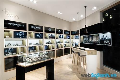 Bạn có thể đến các Boutique đồng hồ để mua đồng hồ Michael Kors chính hãng