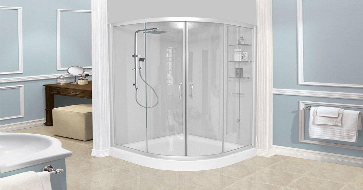 sử dụng bồn tắm đứng
