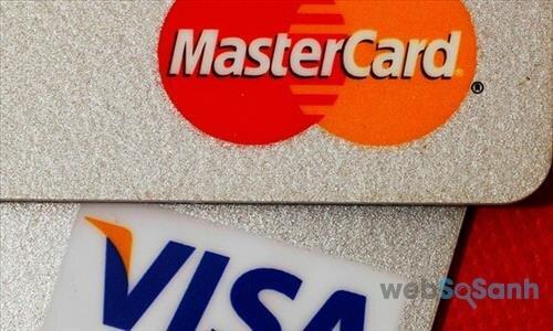 Thẻ Visa và Mastercard khác nhau chỗ nào