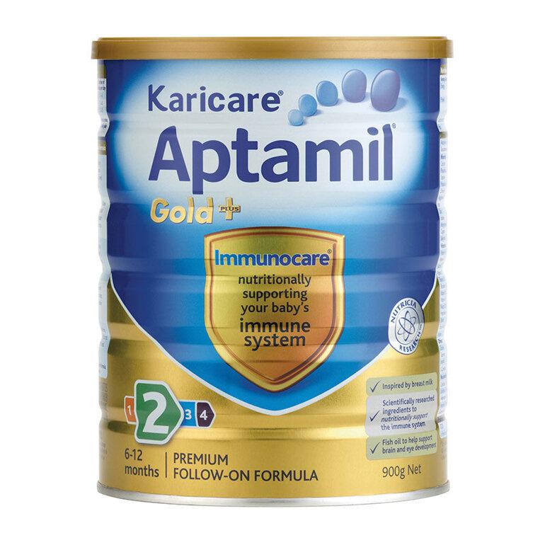 Sữa Aptamil rất tốt cho bé