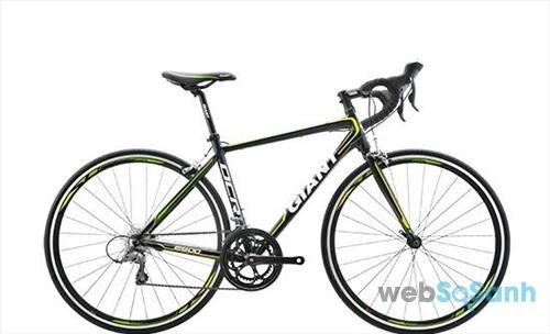 Xe đạp đua giá rẻ Giant OCR 2800 2016