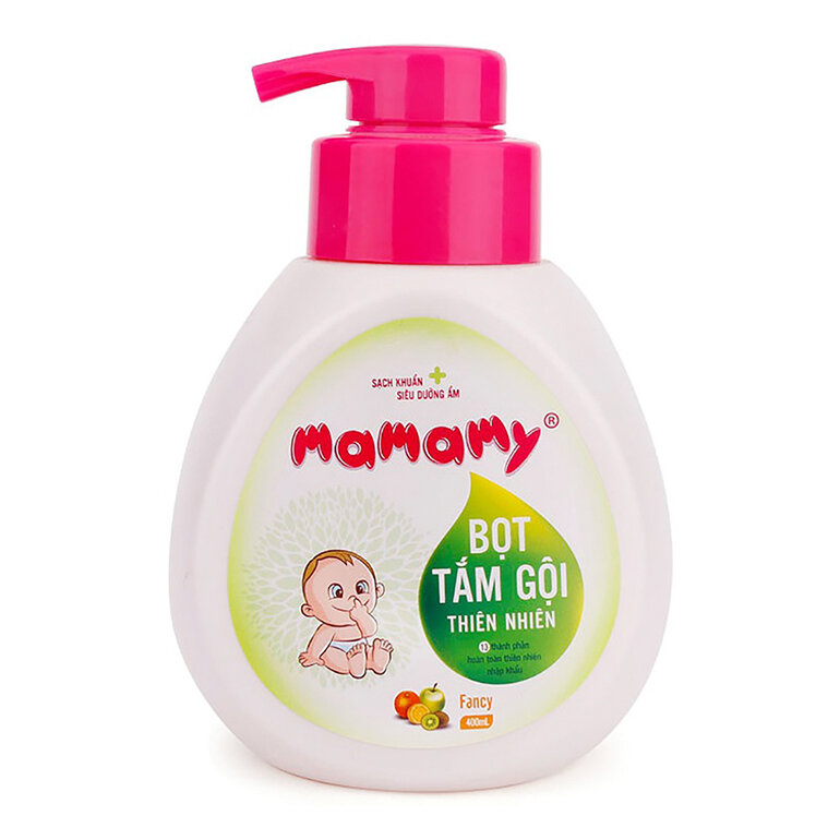 Dầu gội Mamamy (Nguồn: vccloud.vn)