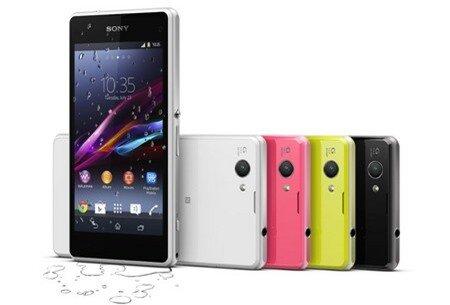 """Xperia Z1 Compact được xem là phiên bản thu nhỏ của """"smartphone siêu camera"""" Xperia Z1"""