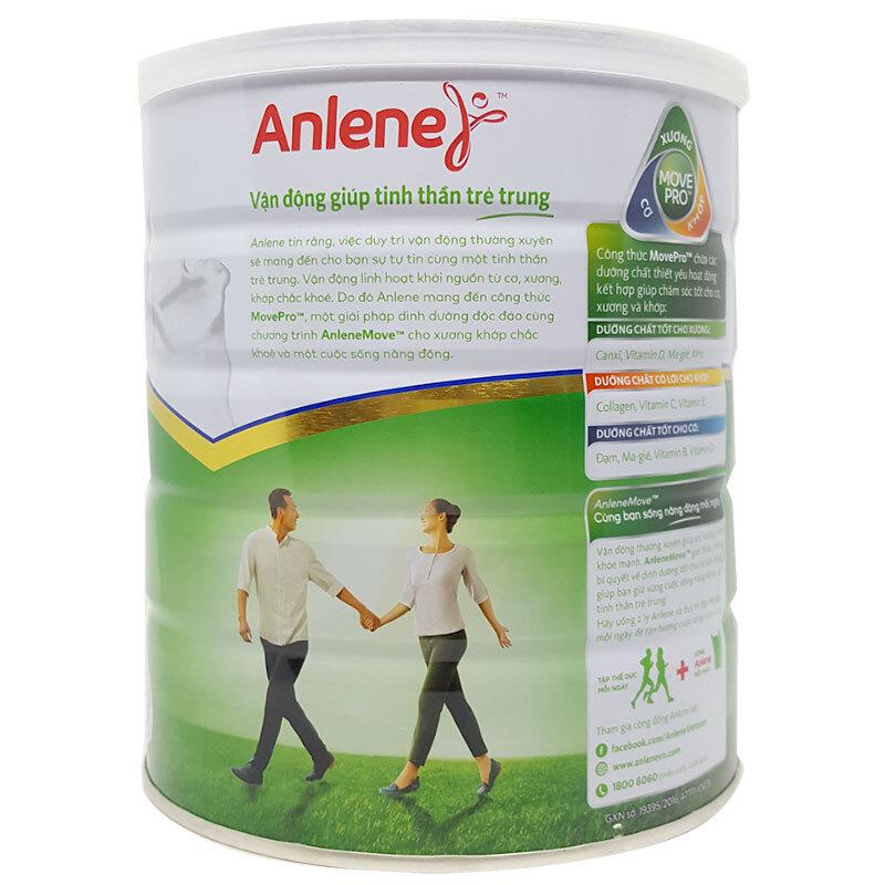 Sữa Anlene Movepro