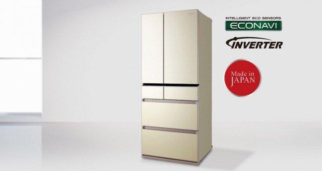Tủ lạnh Panasonic NR-F610GT-N2 inverter
