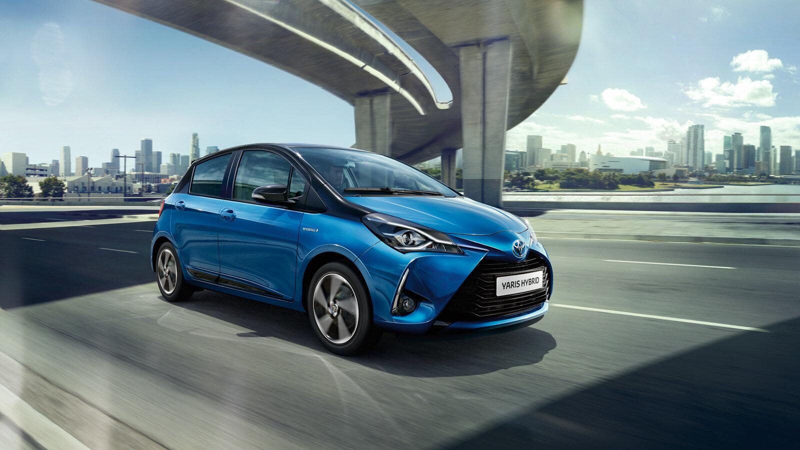 Ô tô 5 chỗ Toyota Yaris nhận được nhiều đánh giá tốt