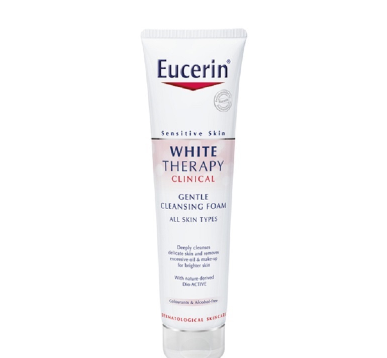 Sữa rửa mặt Eucerin White Therapy Cleansing Foam