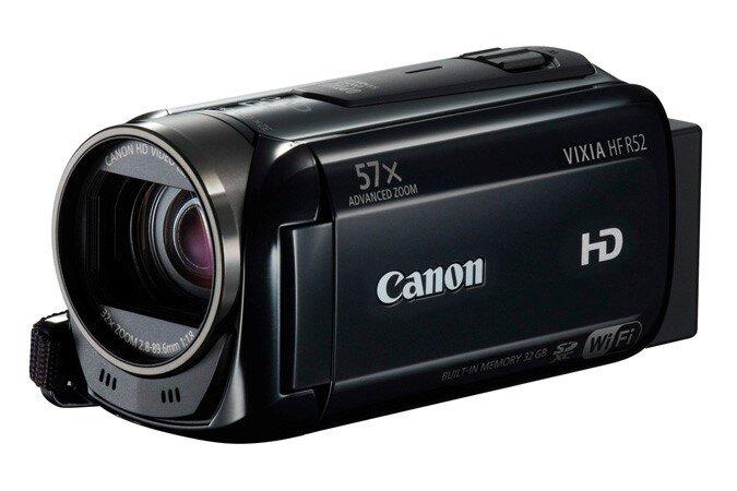 Máy quay Canon VIXIA HF R52